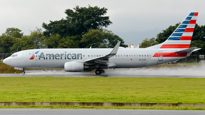A picture of N831NN - Boeing 737823 - American Airlines - © RAFAEL FERNANDEZ ABARCA