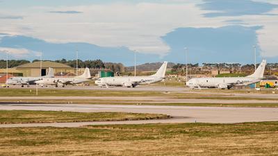 EGQS - Airport - Ramp