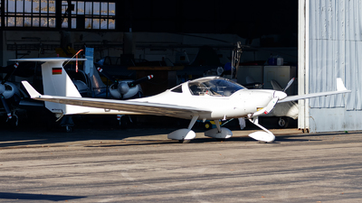 D-KAVZ - Diamond HK-36TTC Super Dimona - Aero Club München