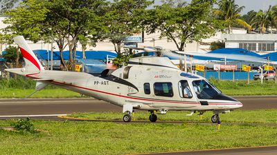 PP-AGT - Agusta A109E Power - Private