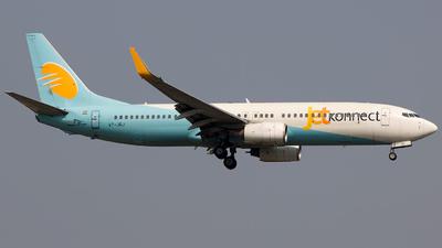 VT-JGJ - Boeing 737-83N - Jet Konnect
