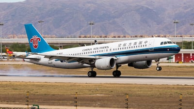 B-9930 - Airbus A320-214 - China Southern Airlines