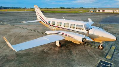 N619PR - Piper PA-31-350 Chieftain - Private