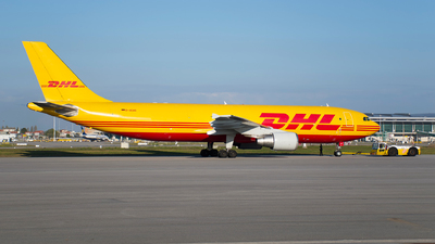 D-AEAG - Airbus A300B4-622R(F) - DHL (European Air Transport)
