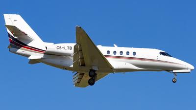 CS-LTB - Cessna Citation Latitude - NetJets Europe