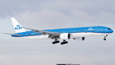 A picture of PHBVU - Boeing 777306(ER) - KLM - © Jeroen Stroes