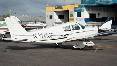 A picture of N417AF - Piper PA28180 - [283985] - © Davi de Souza Brito