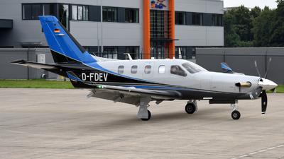D-FDEV - Socata TBM-940 - Private