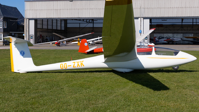 OO-ZXK - Schleicher ASK-21 - Private