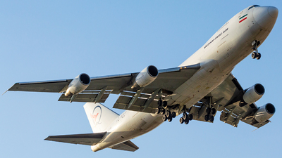 A picture of EPFAB - Boeing 747281F(SCD) -  - © Mohammad Rozve