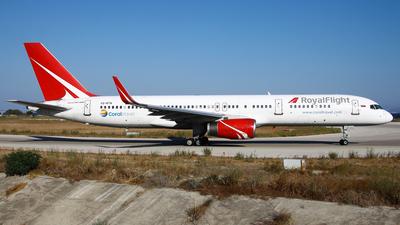 A picture of VQBTN - Boeing 757256 - Royal Flight - © BaszB