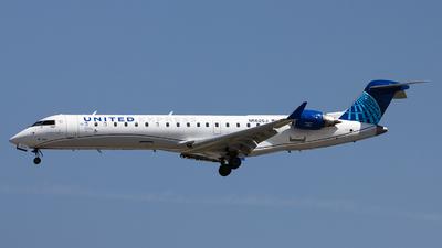 N562GJ - Bombardier CRJ-550 - United Express (GoJet Airlines)