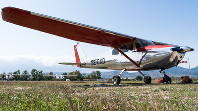 SE-CXD - Cessna 172 Skyhawk - Private
