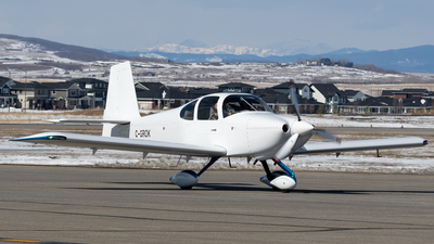 C-GROK - Vans RV-10 - Private
