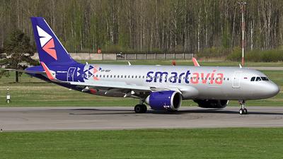 A picture of VPBOF - Airbus A320251N - Smartavia - © Luba Ostrovskaya