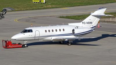 TC-VDM - Raytheon Hawker 800XP - Ziver Air