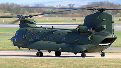 ZD574 - Boeing Chinook HC.6 - United Kingdom - Royal Air Force (RAF)