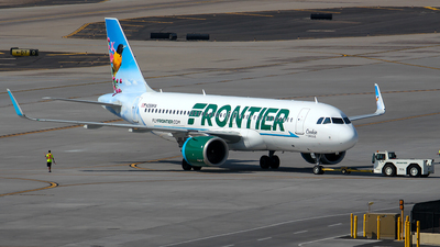 N359FR - Airbus A320-251N - Frontier Airlines