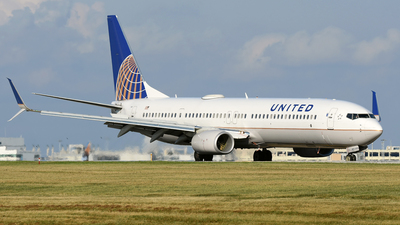 N68811 - Boeing 737-924ER - United Airlines