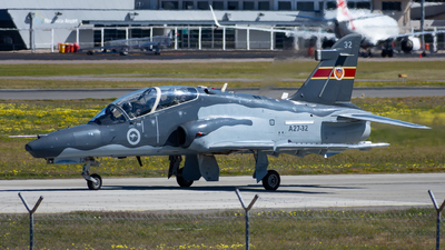A27-32 - British Aerospace Hawk Mk.127 Lead-In Fighter - Australia - Royal Australian Air Force (RAAF)