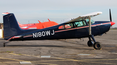N180WJ - Cessna 180K Skywagon - Private