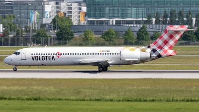 EI-FBK - Boeing 717-2BL - Volotea
