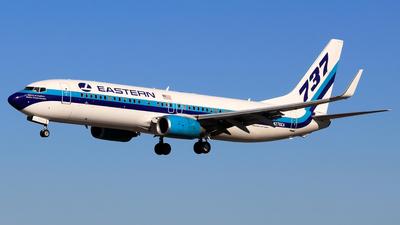 N276EA - Boeing 737-8AL - Eastern Air Lines