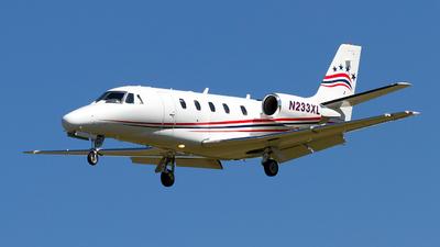 A picture of N233XL - Cessna 560XL Citation Excel - Delta Private Jets - © Jeremy D. Dando