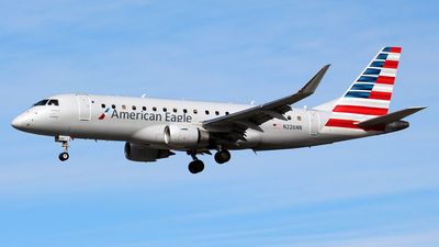A picture of N226NN - Embraer E175LR - American Airlines - © Huy Do