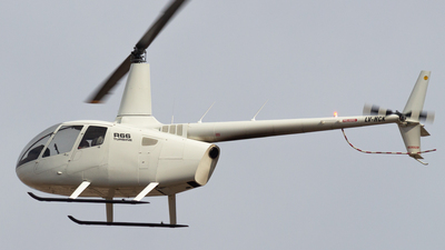LV-HCK - Robinson R66 Turbine - Private