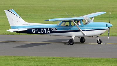 G-LOYA - Reims-Cessna FR172J Reims Rocket - Private
