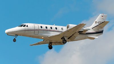 D-CCEA - Cessna 560XL Citation XLS - Windrose Air