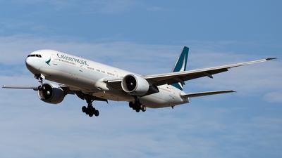 B-KPY - Boeing 777-367ER - Cathay Pacific Airways