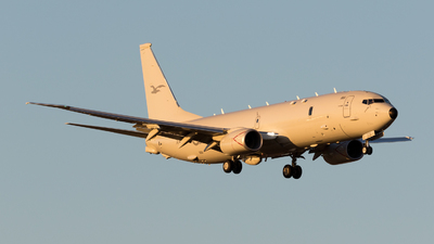 A47-001 - Boeing P-8A Poseidon - Australia - Royal Australian Air Force (RAAF)