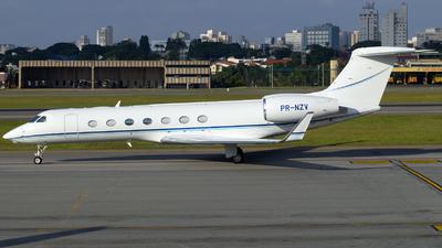 PR-NZV - Gulfstream G550 - Aero Rio Táxi Aéreo