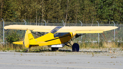 N3918Z - Piper PA-18-150 Super Cub - Private