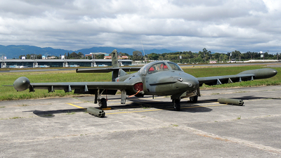 A-448 - Cessna A-37B Dragonfly - Guatemala - Air Force