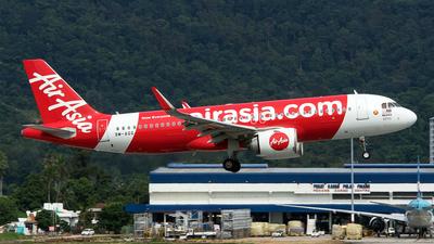9M-AGG - Airbus A320-251N - AirAsia