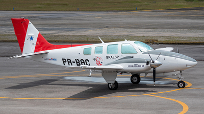 PR-BAC - Beechcraft 58 Baron - Brazil - Government of Para State