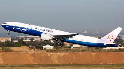 B-18007 - Boeing 777-309ER - China Airlines