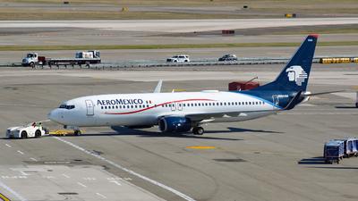 A picture of N950AM - Boeing 737852 - Aeromexico - © Sam DeBartolo