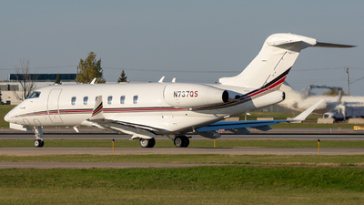 N737QS - Bombardier BD-100-1A10 Challenger 350 - NetJets Aviation