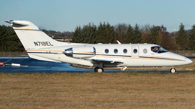 N719EL - Raytheon Hawker 400XP - Private