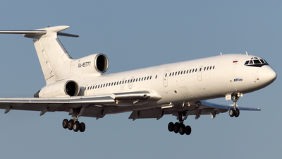 RA-85777 - Tupolev Tu-154M - UTair Aviation