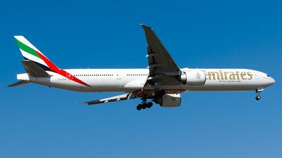 A picture of A6EGH - Boeing 77731H(ER) - Emirates - © Alp AKBOSTANCI