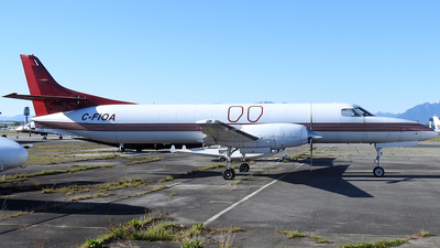 C-FIOA - Swearingen SA227-AT Merlin IVC - Orca Airways