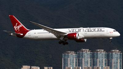 G-VBOW - Boeing 787-9 Dreamliner - Virgin Atlantic Airways