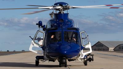 VH-PVO - Agusta-Westland AW-139 - Australia - Victoria Police