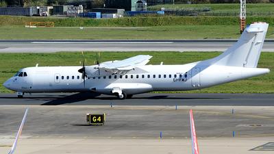 EI-FMJ - ATR 72-212A(600) - Stobart Air