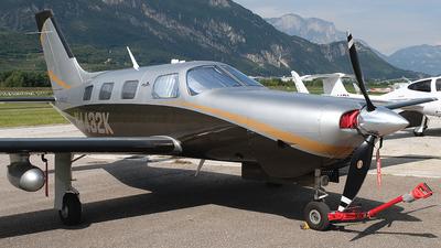 A picture of N4432K - Piper PA46350P Malibu Mirage - [4636639] - © Roberto Bianchi